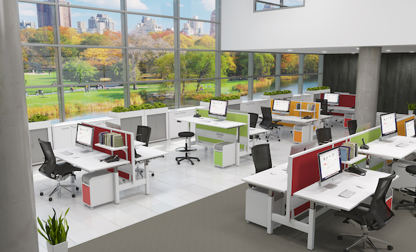 How to Plan Office Furniture Based on the Industry You Are In?
