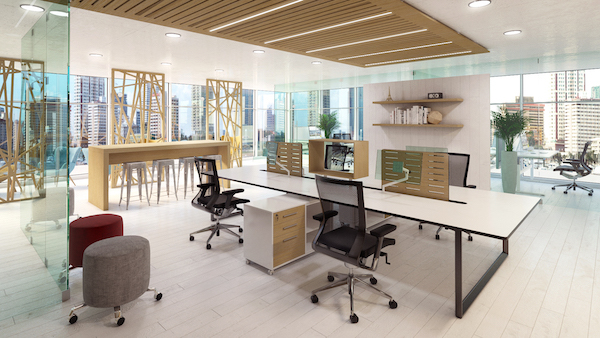 office furniture cbd impacts business